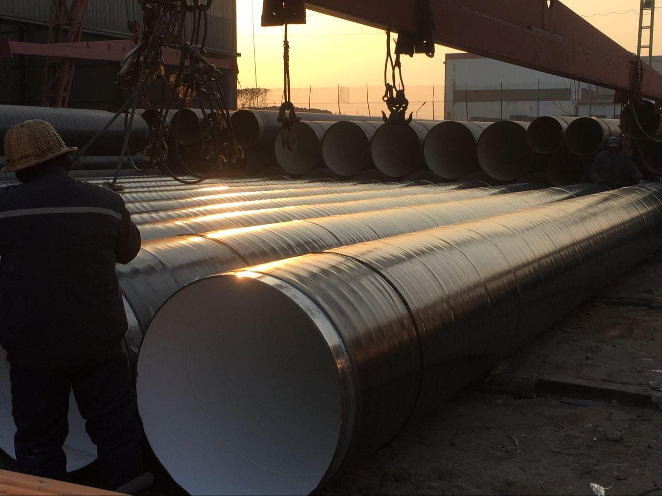 TPEP管道——外缠绕聚乙烯内熔结防腐管道