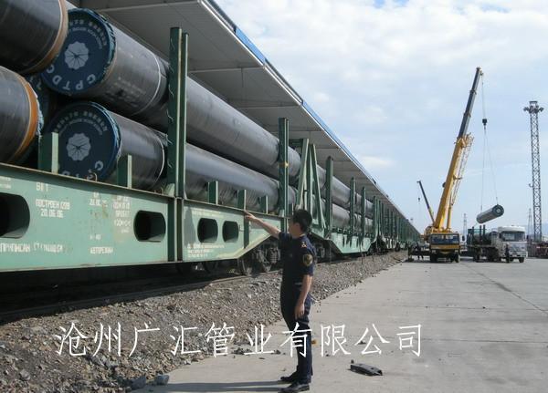 案例展示 内蒙古天然气装卸产品