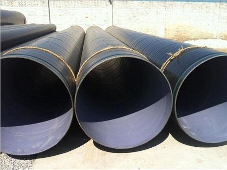 TPEP防腐钢管的制作工艺
