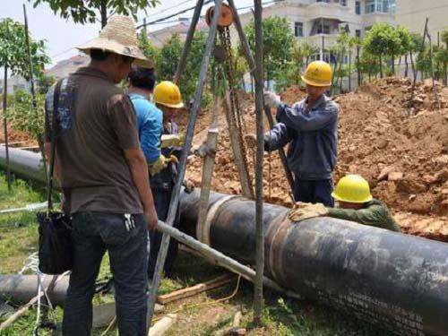 供水管道安装